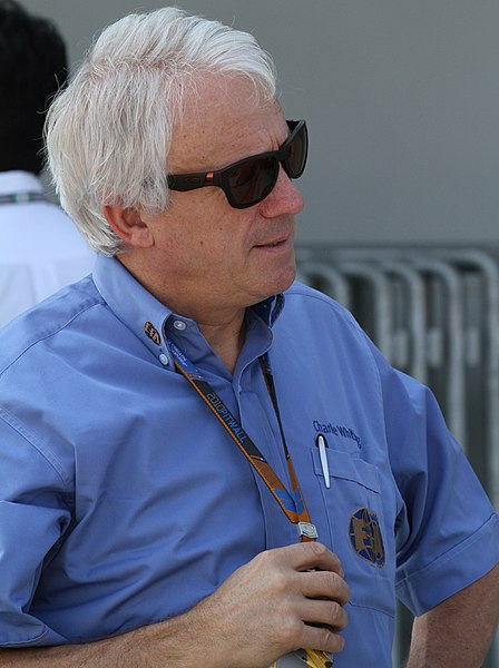 F1 race director Charlie Whiting